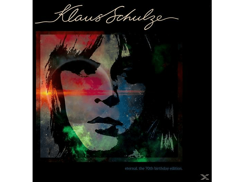 Klaus Schulze - Eternal-The 70th Birthday Edition [CD]