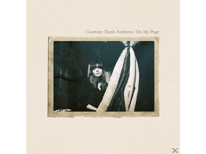 Courtney Marie Andrews - On My Page (Heavyweight LP+MP3) [Vinyl]