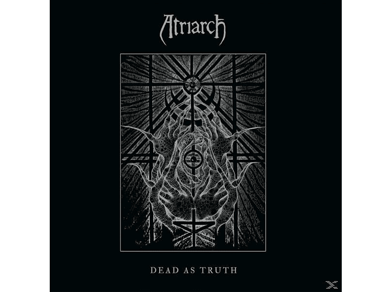 Atriarch - Dead As Truth (Black Standard Gr LP+MP3) [Vinyl]