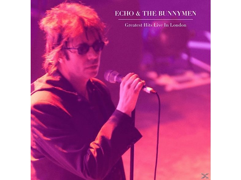 Echo & The Bunnymen - Greatest Hits Live In London [Vinyl]