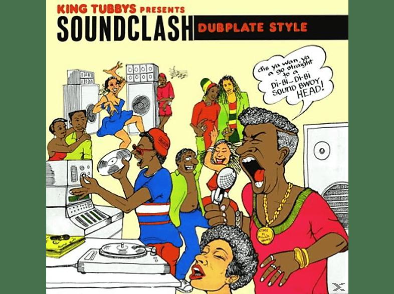King Tubby - Soundclash Dubplate Style Pt.1 [Vinyl]