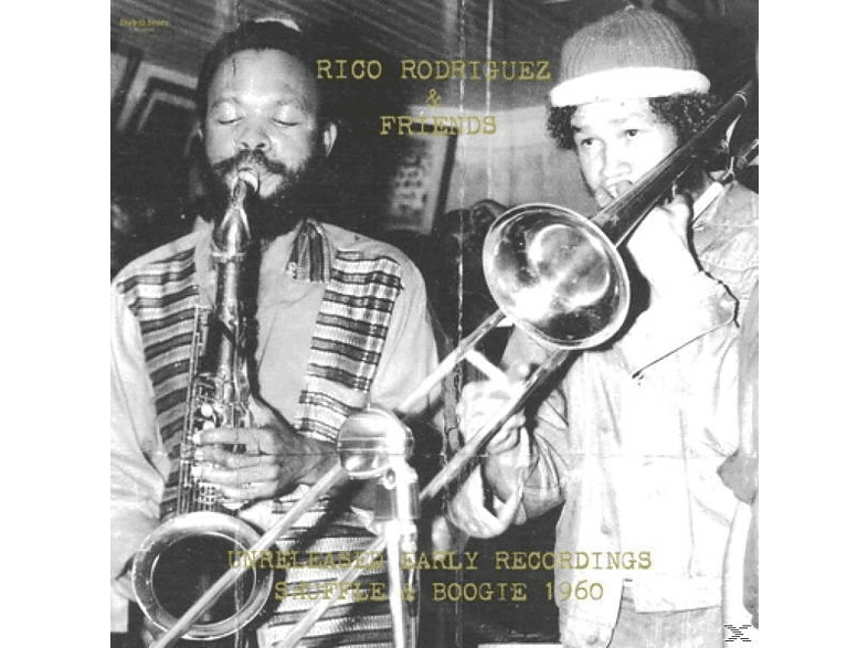 VARIOUS - Unreleased Early Recordings: Shuffle & Boogie 1960 [CD]