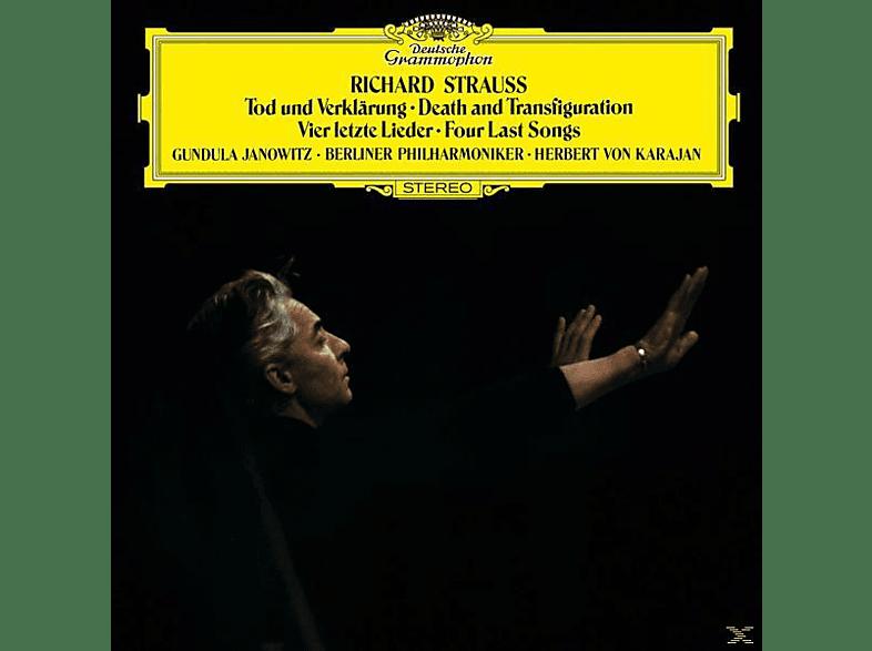 Gundula Janowitz, Berliner Philharmoniker - Tod Und Verklärung+Vier Letzte Lieder [Vinyl]