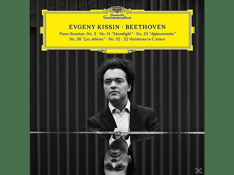 Evgeny Kissin - Evgeny Kissin: Beethoven [CD]
