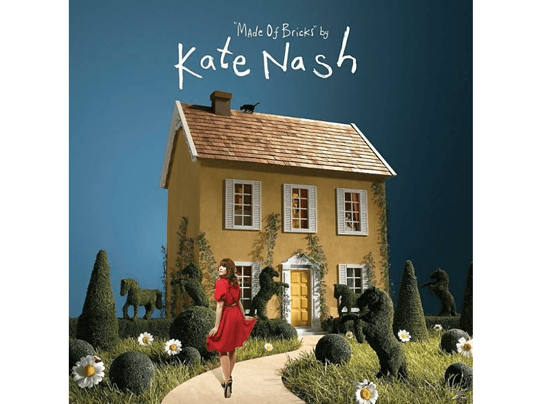 Kate Nash - Made Of Bricks (LP) [Vinyl]