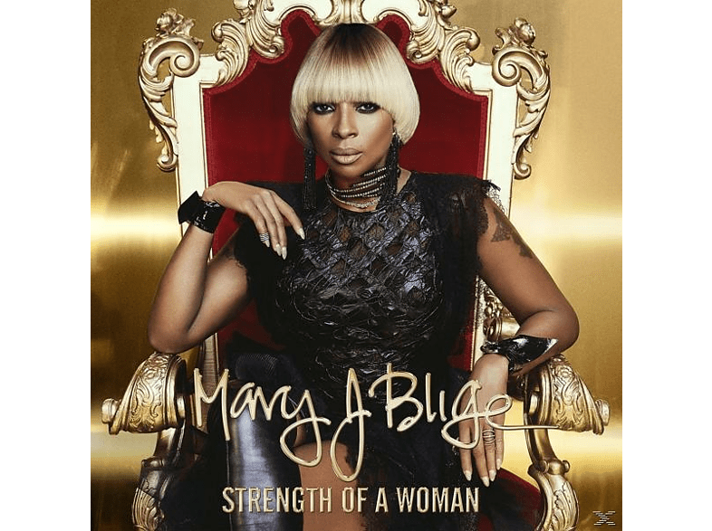 Mary J. Blige - Strenght Of A Woman (2LP) [Vinyl]