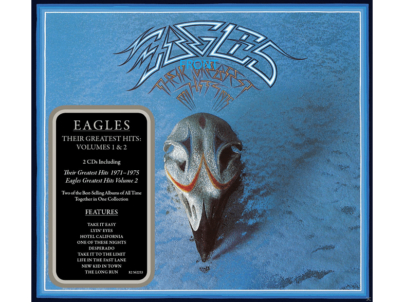 Eagles - Their Greatest Hits Volumes 1 & 2 [CD]