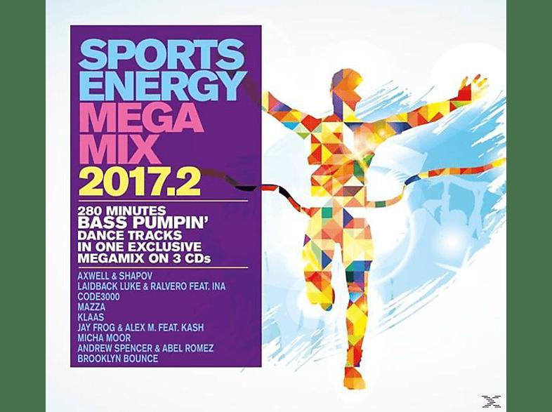 VARIOUS - Sports Energy Megamix 2017.2 [CD]