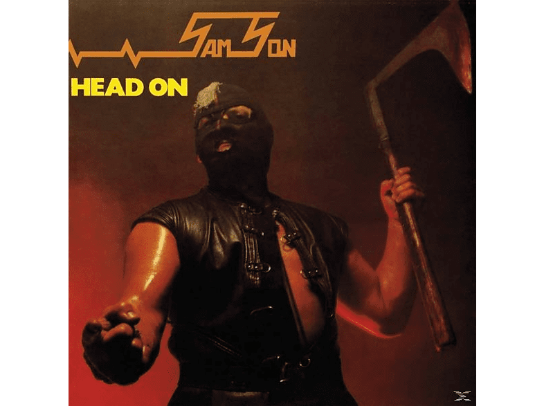 Samson - Head On (Vinyl) [Vinyl]