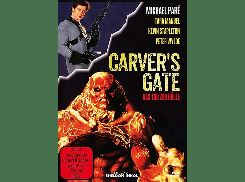 Carver's Gate - Tor zur Hölle [DVD]