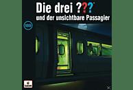 Die Drei ??? - 189/und der unsichtbare Passagier - (CD)