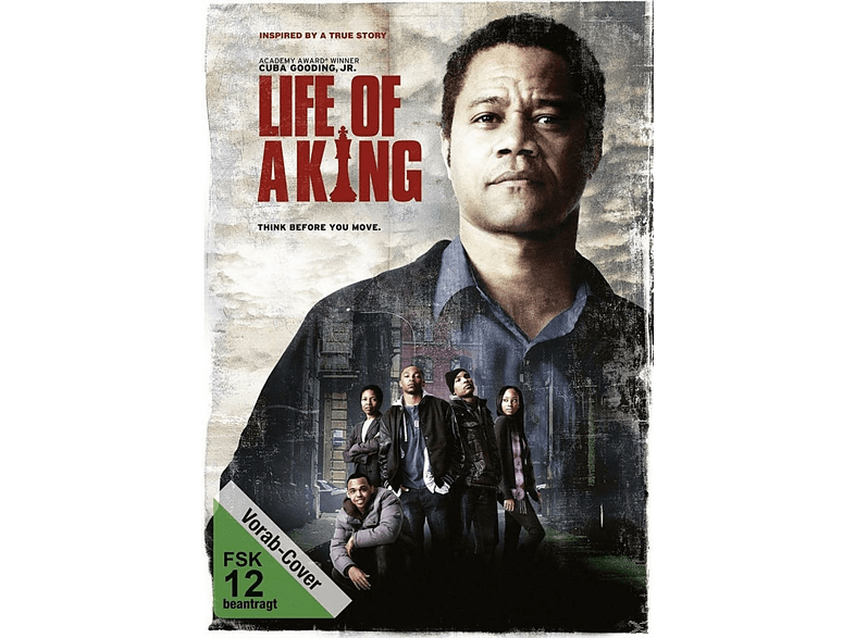 Life of a King [DVD]