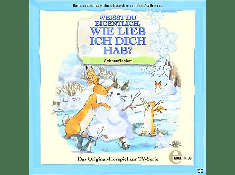 Wie Lieb Ich Dich Hab? Weißt Du Eigentlich - Original Hörspiel z.TV-Serie-Schneeflocken - (CD)