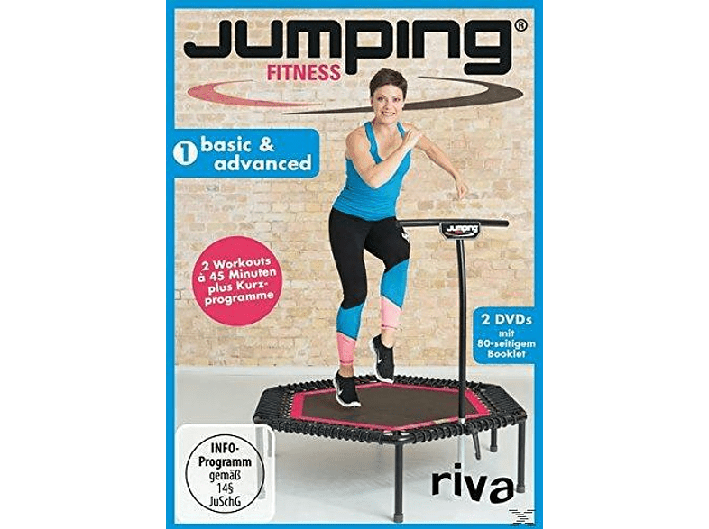 Jumping Fitness 1: Basic & Advanced [DVD]