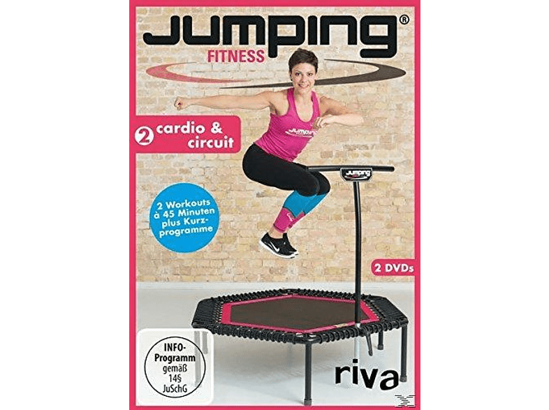 Jumping Fitness 2: Cardio & Circuit [DVD]