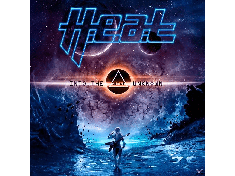 Heat - Into The Great Unknown [CD]