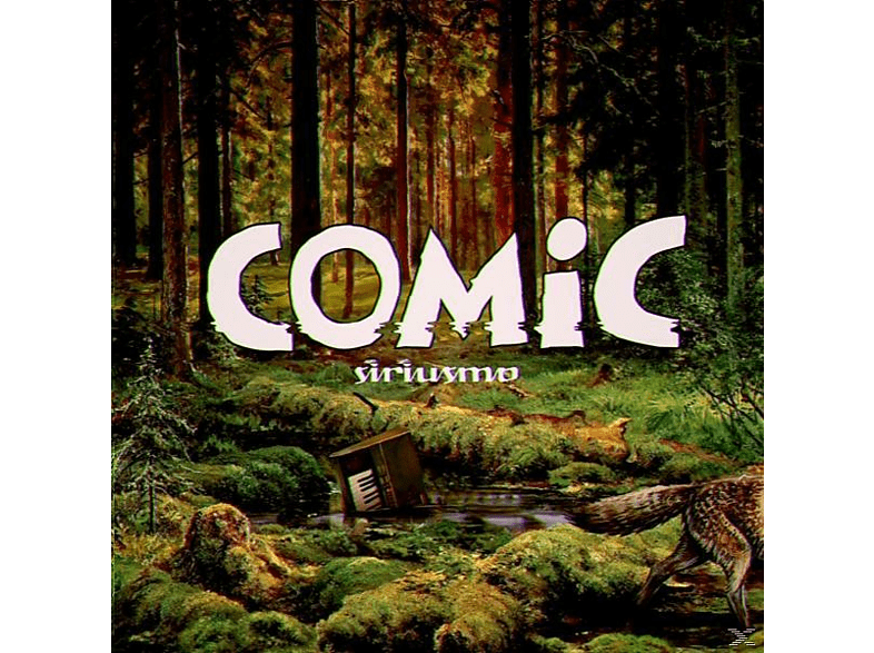 Siriusmo - Comic [CD]