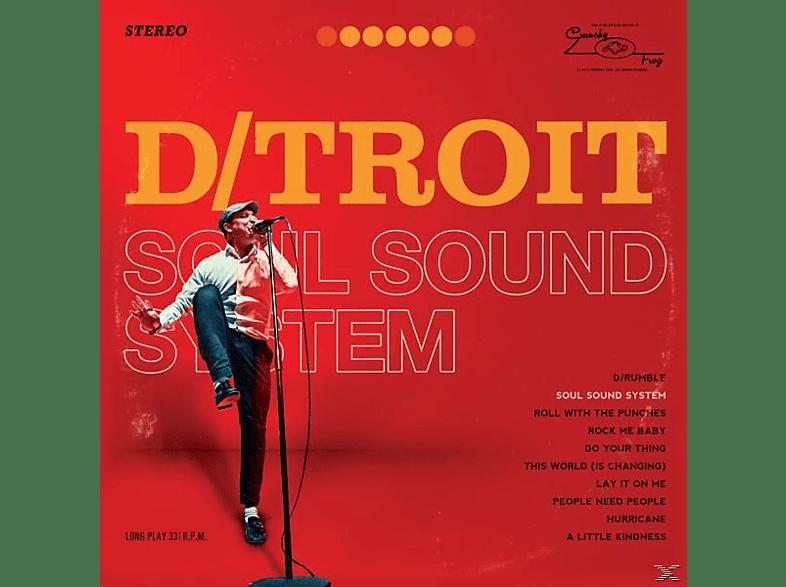 D/Troit - Soul Sound System [CD]
