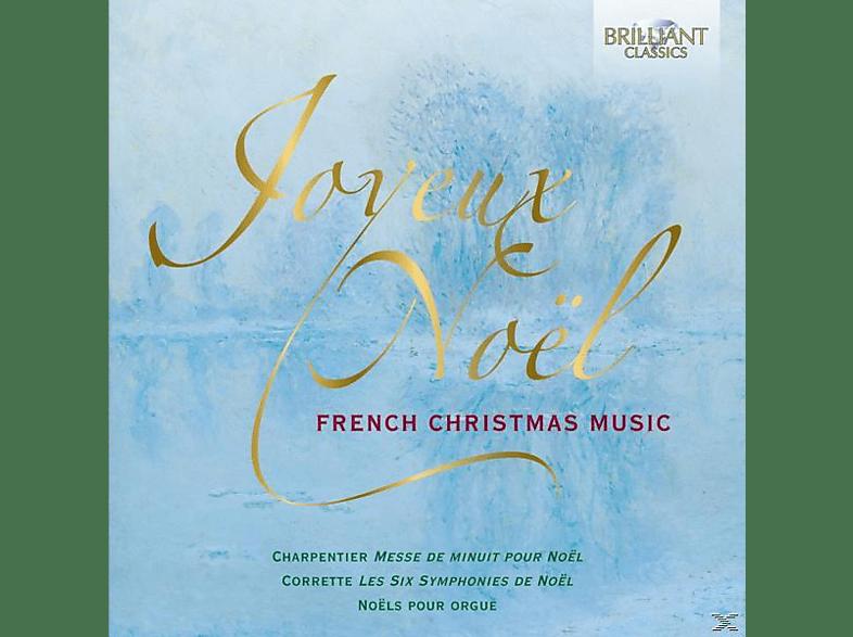 VARIOUS - Joyeux Noel-French Christmas Music [CD]