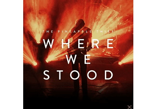 The Pineapple Thief - Where We Stood-Live - (CD + DVD Video)