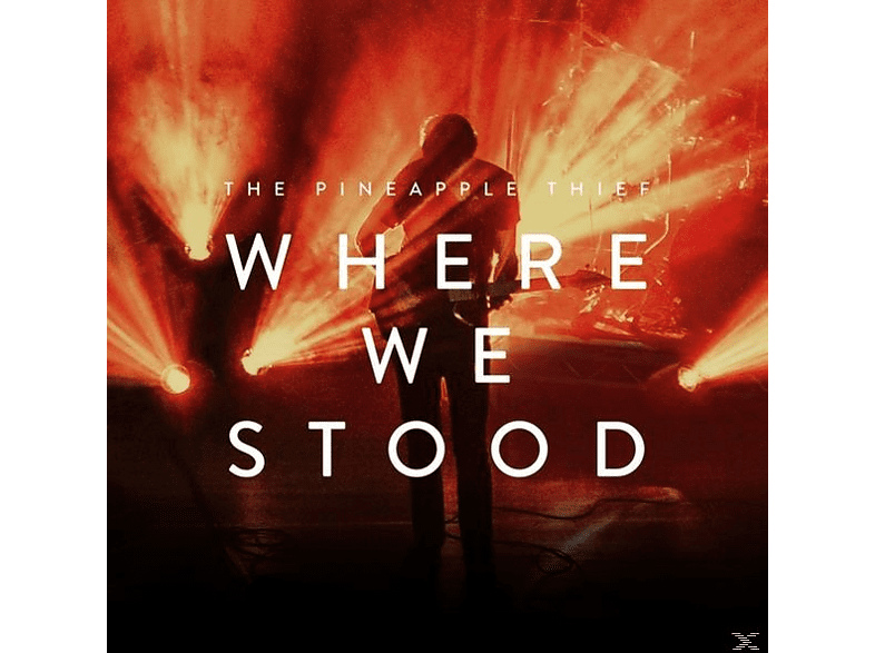 The Pineapple Thief - Where We Stood-Live [CD + DVD Video]