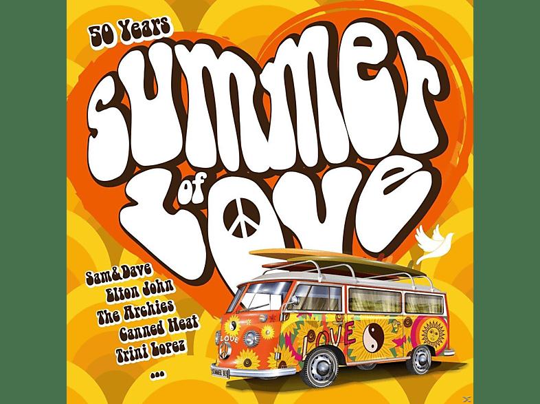VARIOUS - Summer Of Love [CD]