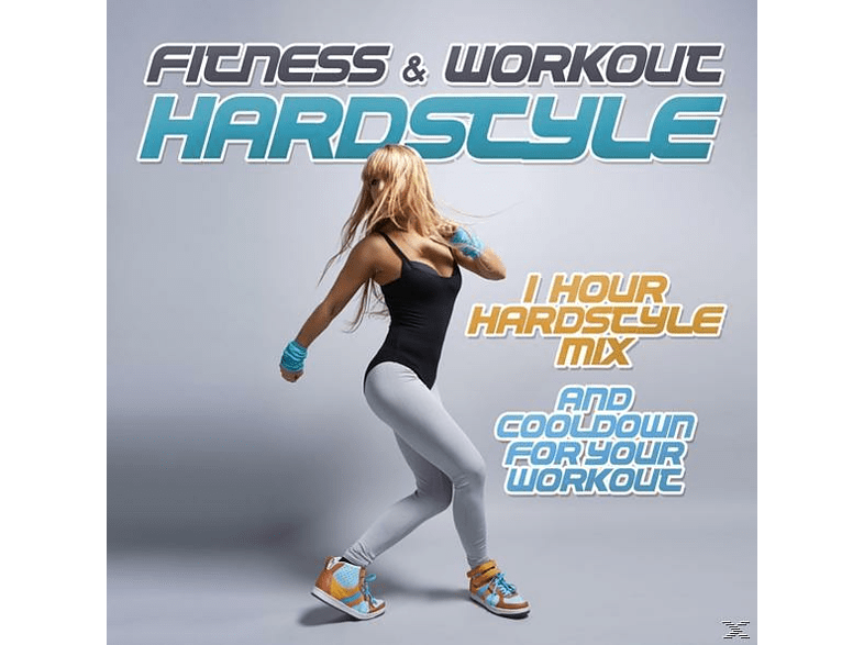 VARIOUS - Fitness & Workout: Hardstyle [CD]