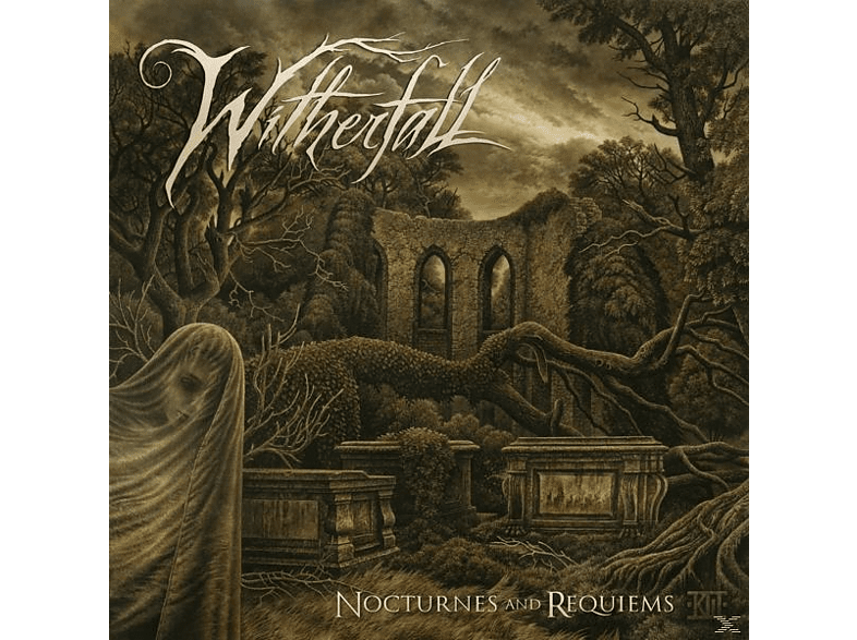 Witherfall - Nocturnes And Requiems [LP + Bonus-CD]