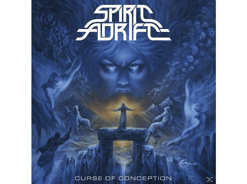 Spirit Adrift - Curse Of Conception (Vinyl) [Vinyl]
