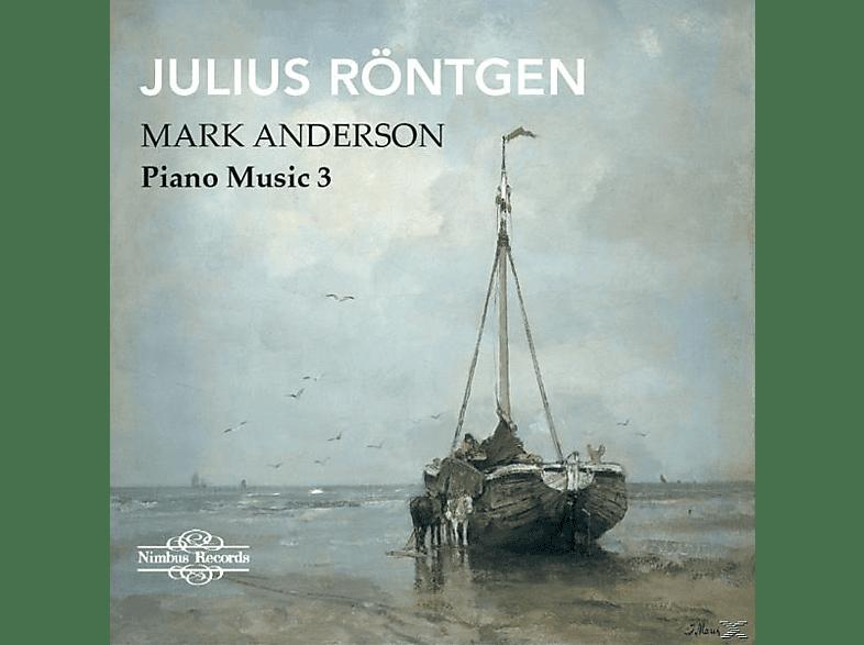 Mark Anderson - Klaviermusik Vol.3 [CD]