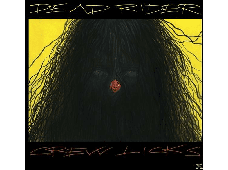 Dead Rider - Crew Licks (LP) [Vinyl]