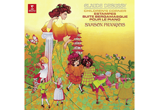 Francois Samson - Children's Corner/Estampes/+  - (Vinyl)