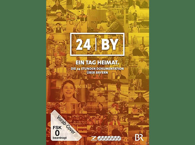 24 Stunden Bayern - Ein Tag Heimat [DVD]
