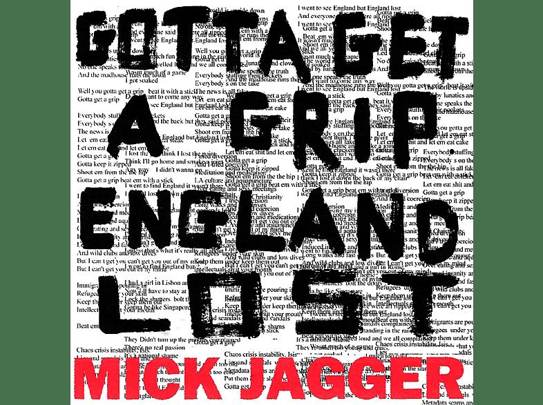Mick Jagger - Gotta Getta Grip (Ltd. Vinyl) [Vinyl]