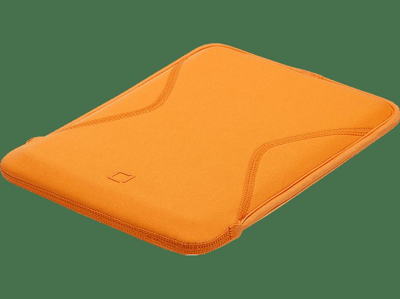 DICOTA Tab Case 7 Tablethülle, Sleeve, 7 Zoll, Orange