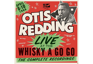 Otis Redding - Live At The Whisky A Go Go LP