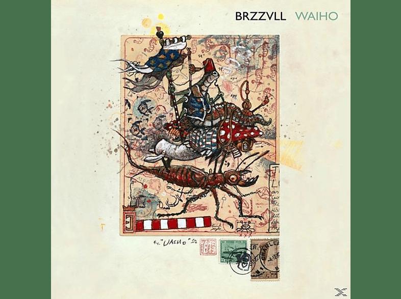 Brzzvll - Waiho (LP+MP3) [LP + Download]