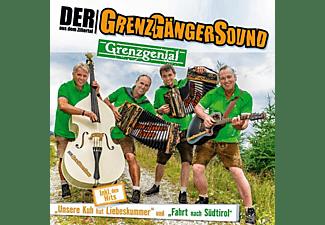 Der Grenzgängersound Aus Dem Zillertal - Grenzgenial  - (CD)