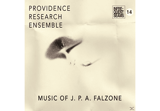 Providence Research Ensem - MUSIC OF J.P.A. FALZONE  - (CD)