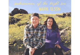 Mark Olson - Spokeswoman Of The Bright Sun - (CD)