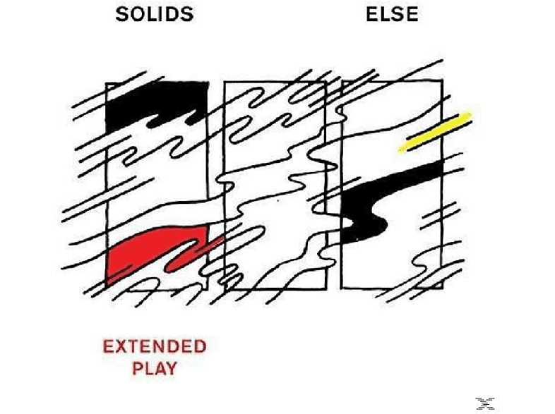 Solids - Else [CD]