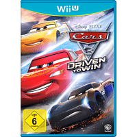 Cars 3: Driven To Win [Nintendo Wii U]