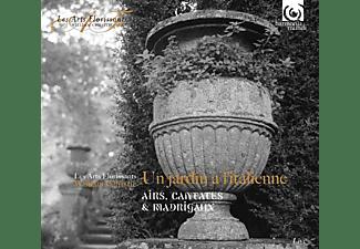 Les Arts Florissants - Un Jardin A L'Italienne  - (CD)