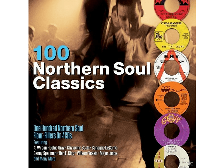 VARIOUS - 100 Northern Soul Classics [CD]