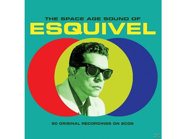 Esquivel - The Space Age Sound Of [CD]