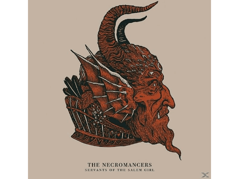 Necromancers - Servants Of The Salem Girl [CD]