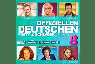 VARIOUS - Die offiziellen dt.Party & Schlager Charts Vol.8 [CD]
