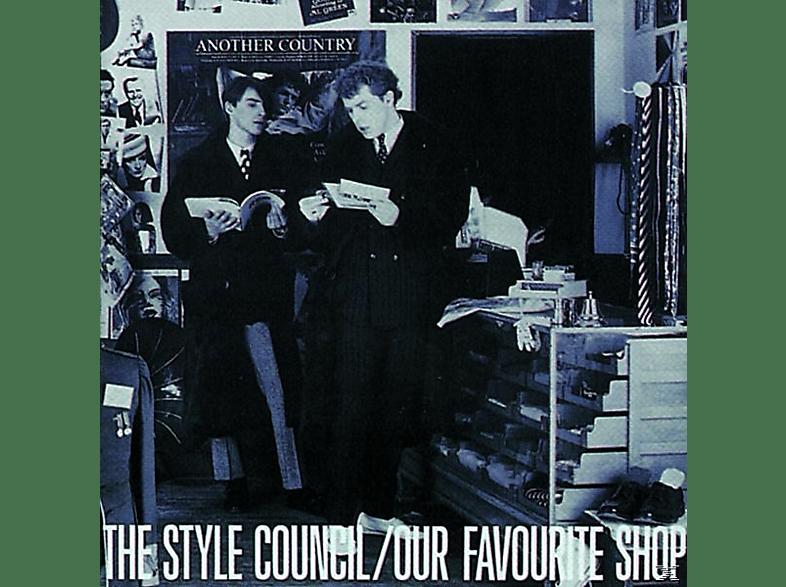 The Style Council - Our Favourite Shop (Ltd.Edt.Vinyl) [Vinyl]