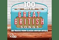 VARIOUS - 100 Hits-Great British Songs [CD]