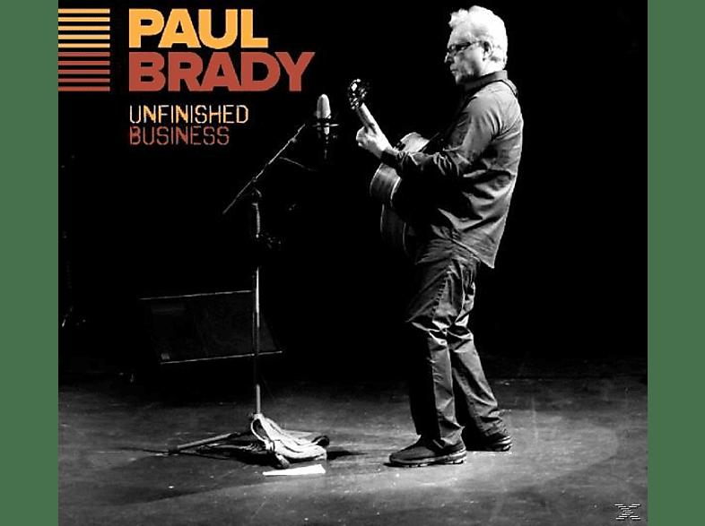 Paul Brady - Unfinished Business [CD]
